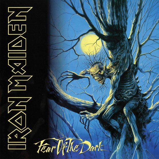 Fear Of The Dark (2LP) - Iron Maiden