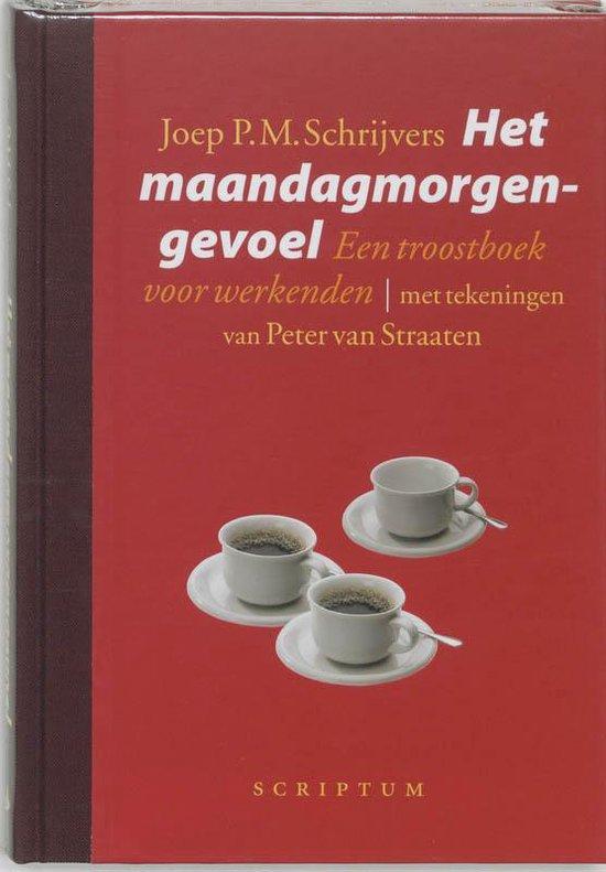 Het maandagmorgengevoel - Een troostboek voor werkenden - J.P.M. Schrijvers pdf epub