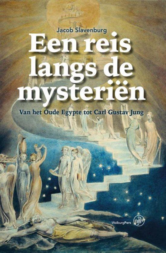 Boek cover Een reis langs de mysteriën van Jacob Slavenburg (Hardcover)