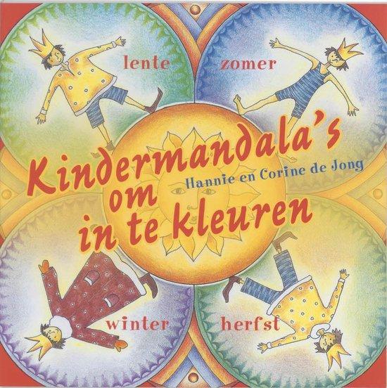 Kindermandala's om in te kleuren - H. de Jong | Readingchampions.org.uk
