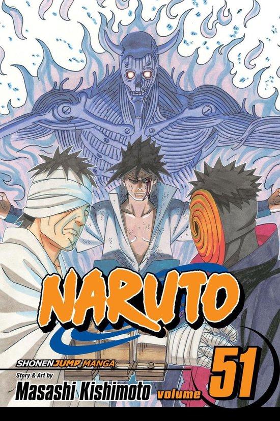 Naruto, Vol. 51