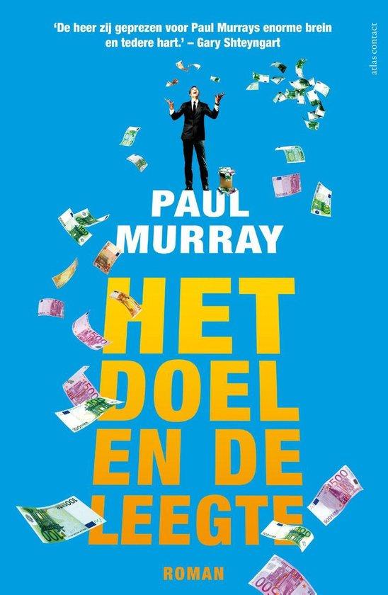 Het doel en de leegte - Paul Murray pdf epub