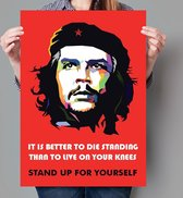Poster Pop Art Che Guevara