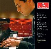 Beethoven: Piano Sonata No. 4, Op. 7; Rachmaninov: Piano Sonata No. 2; Sorabji: Piano Sonata No. 0