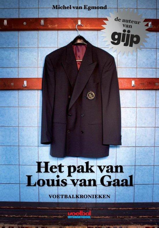 Omslag van Het pak van Louis van Gaal