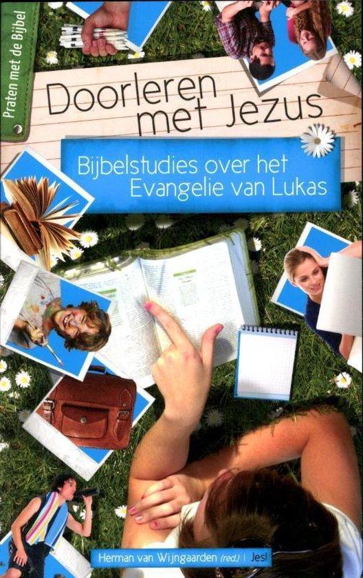 Praten met de Bijbel 4 - Doorlezen met Jezus - Diverse auteurs  