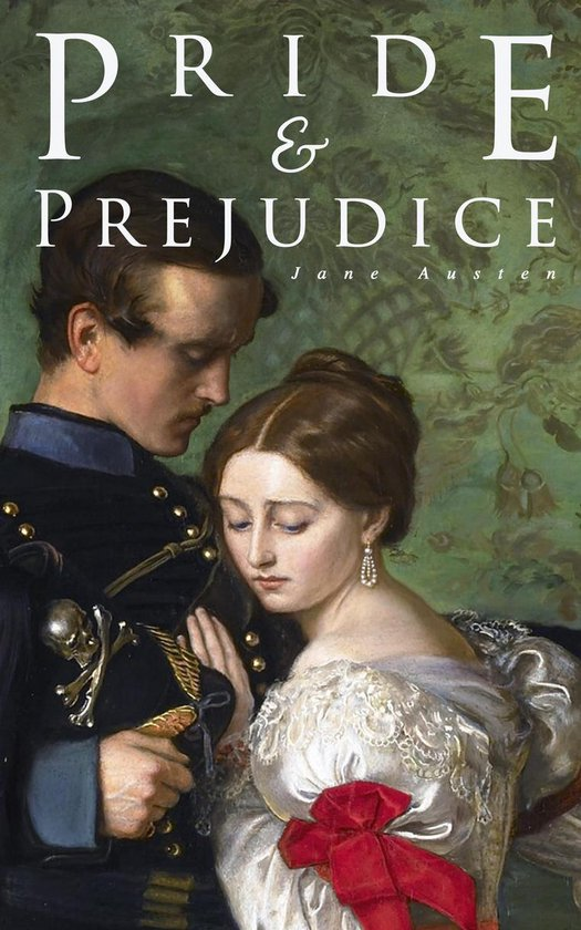 Boek cover Pride & Prejudice van Jane Austen (Onbekend)
