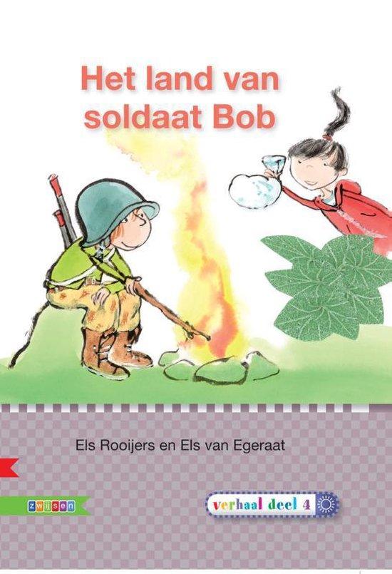 Veilig leren lezen - Het land van soldaat Bob AVI E4 - Els Rooijers |