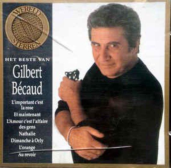 Gilbert Becaud - Het Beste Van