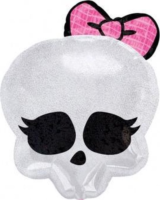 JuniorShape Monster High SkullFoil Balloon S70 Bulk