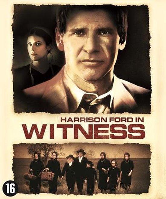Cover van de film 'Witness'