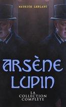 Omslag Arsène Lupin: La Collection Complète