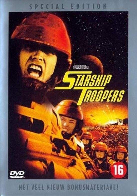 Cover van de film 'Starship Troopers'