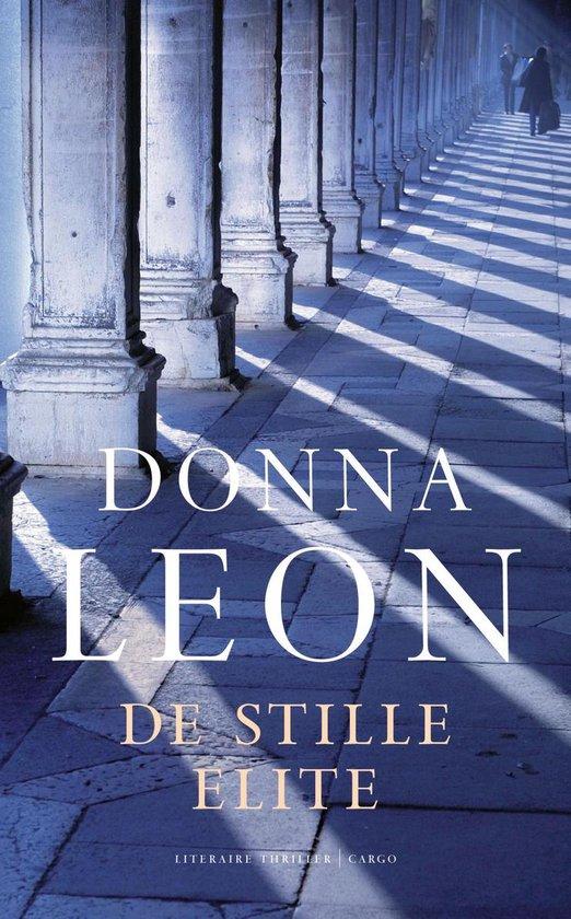 De stille elite - Donna Leon pdf epub
