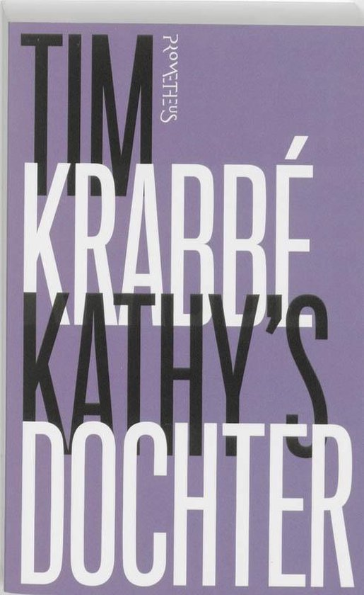 Kathy's dochter - Tim Krabbé |