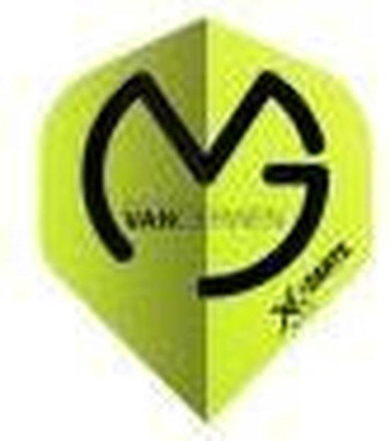 Afbeelding van het spel 3 stuks MvG Flights Groen Zwart
