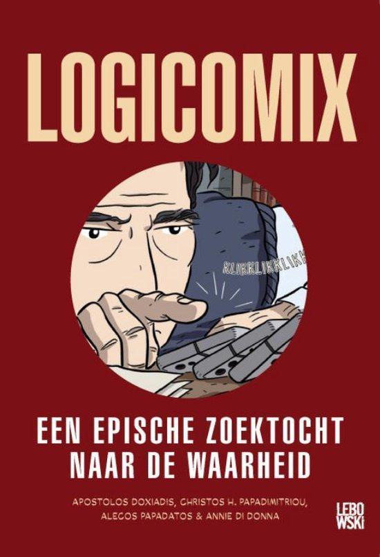Cover van het boek 'Logicomix'