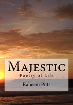 Omslag Majestic: Poetry of Life