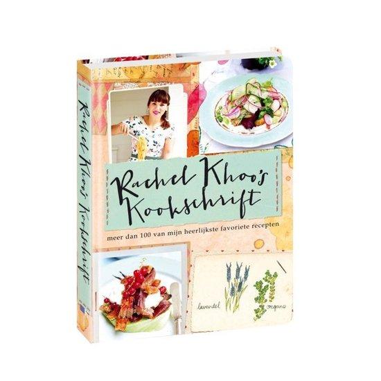 Rachel Khoo's Kookschrift. Meer dan 100 heerlijke recepten - Rachel Khoo |