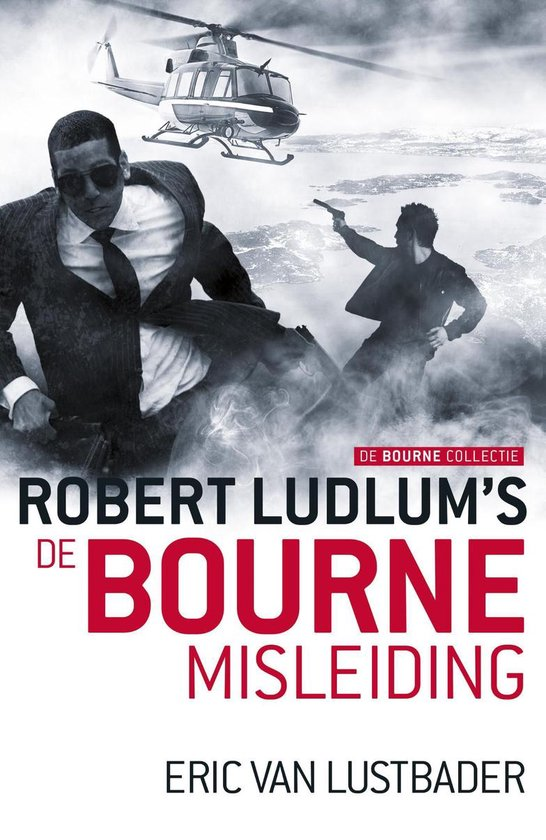 De Bourne misleiding - Robert Ludlum |