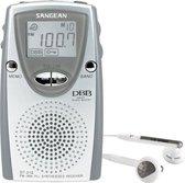 Sangean DT210 - Draagbare Radio - Grijs