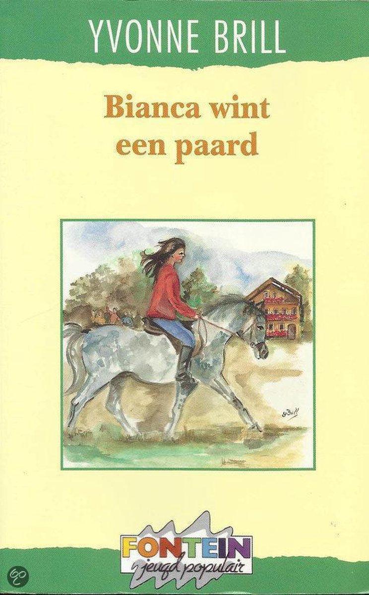 Bianca wint een paard