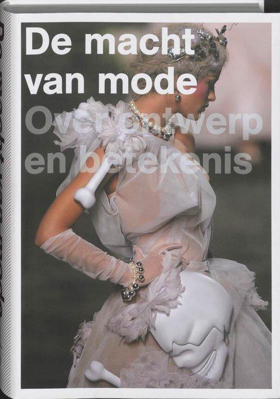 Cover van het boek 'De macht van mode / Nederlandse editie' van Jan Brand en J. Teunissen
