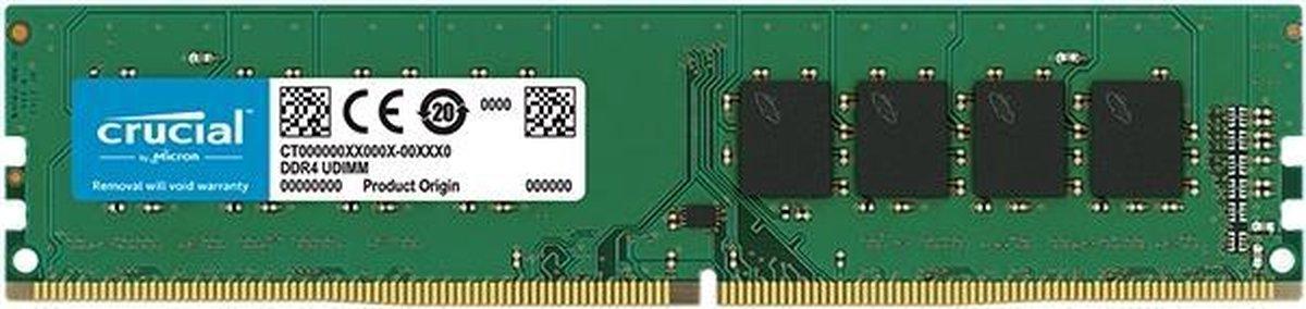 Crucial CT8G4DFS824A 8GB DDR4 2400MHz (1 x 8 GB)