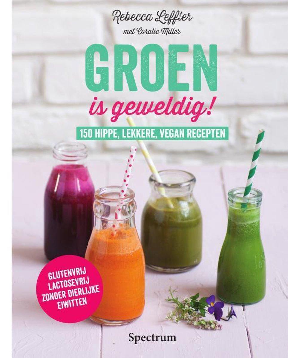 Groen is geweldig! - Rebecca Leffler