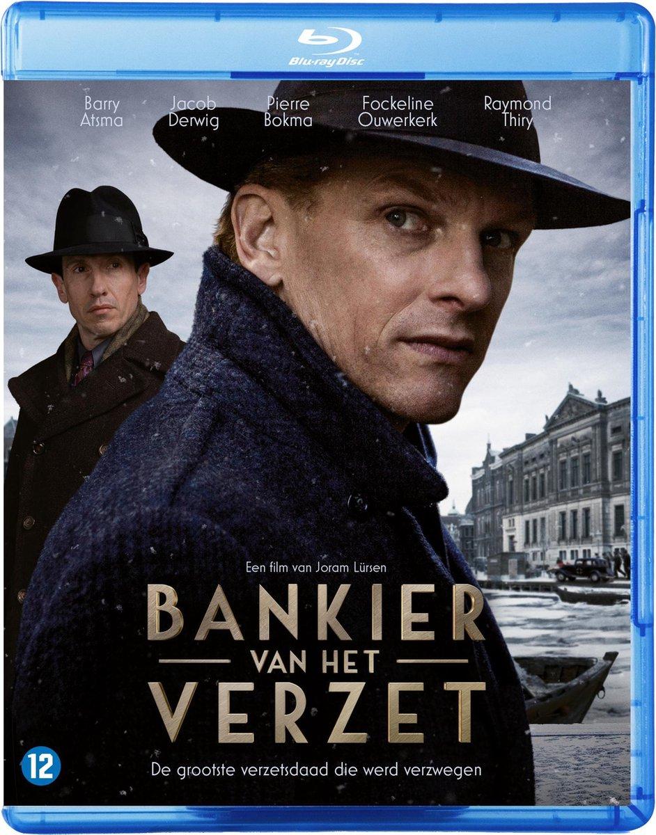 Bankier van het Verzet (Blu-ray) - Barry Atsma