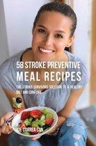 58 Stroke Preventive Meal Recipes