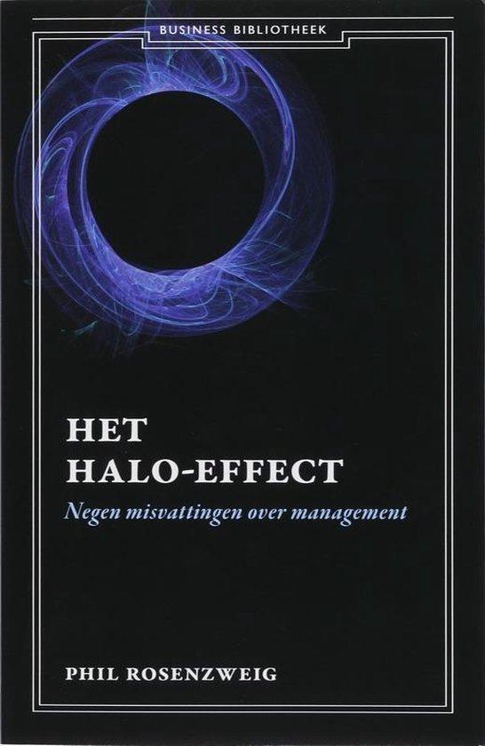 Het Halo-Effect - Phil Rosenzweig |