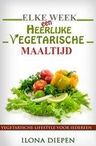 Elke week een heerlijke vegetarische maaltijd
