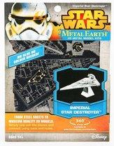 Metal Earth Star Wars Imperial Star Destroyer