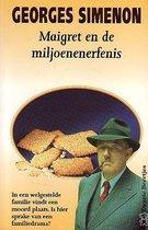 Maigret en de miljoenenerfenis zw. b.