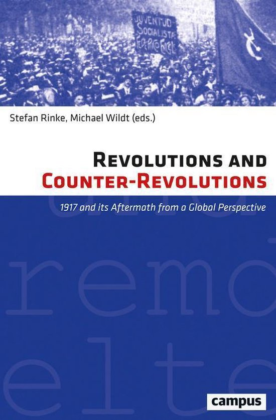Boek cover Revolutions and Counter-Revolutions van Birgit Aschmann (Onbekend)
