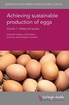 Boek cover Achieving sustainable production of eggs Volume 1 van Prof. Maureen Bain (Onbekend)