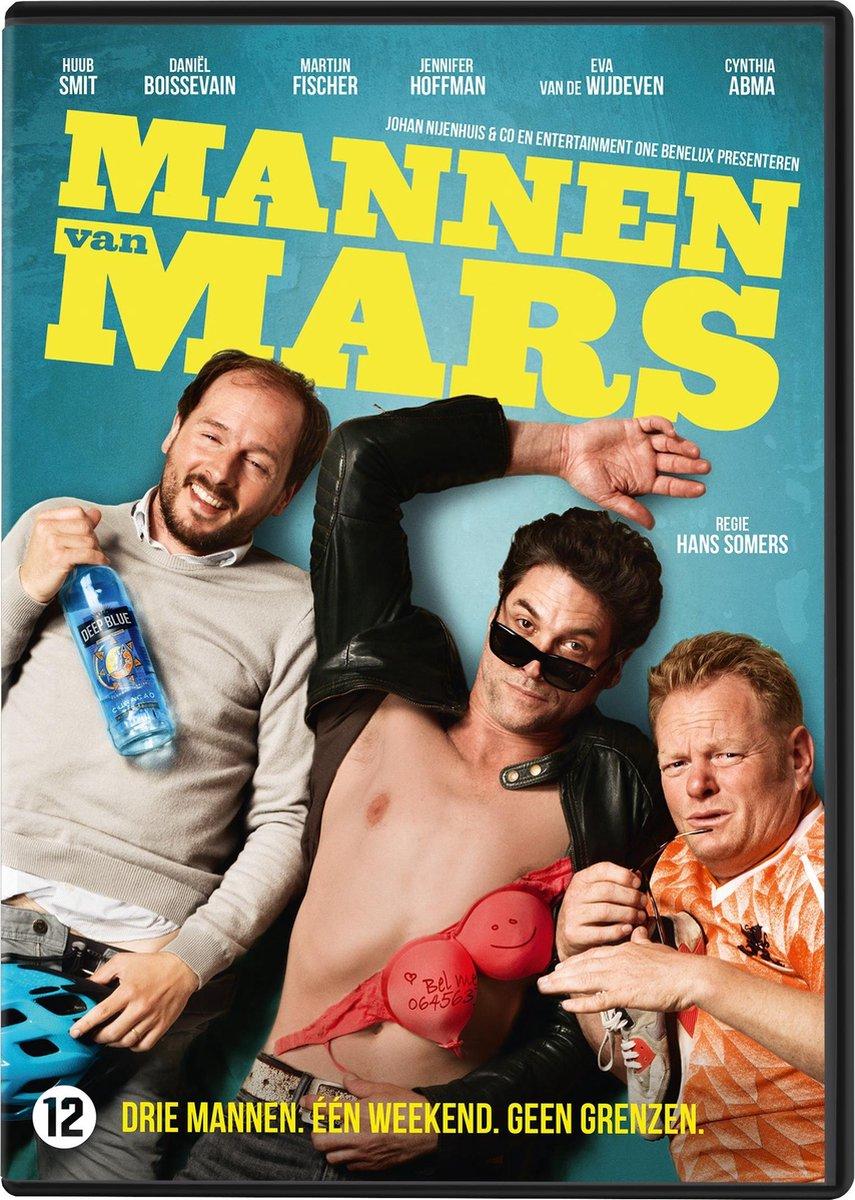 Mannen Van Mars - Movie