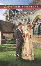 Omslag A Mother For His Family (Mills & Boon Love Inspired Historical)