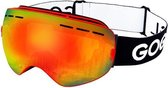 GOGGLE Skibril - Oranje