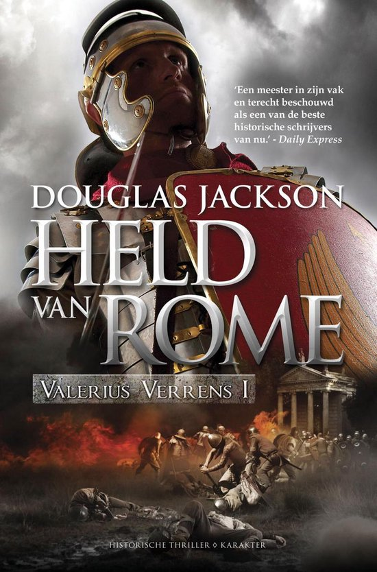 Held van Rome - Douglas Jackson pdf epub