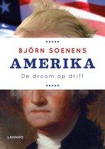 Boek cover AMERIKA van Björn Soenens (Paperback)