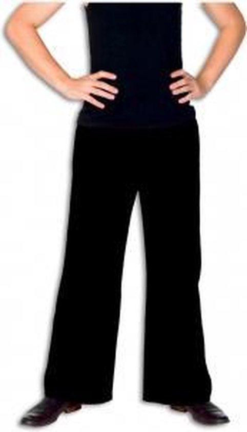 Zwarte lange broek 60 (3xl)
