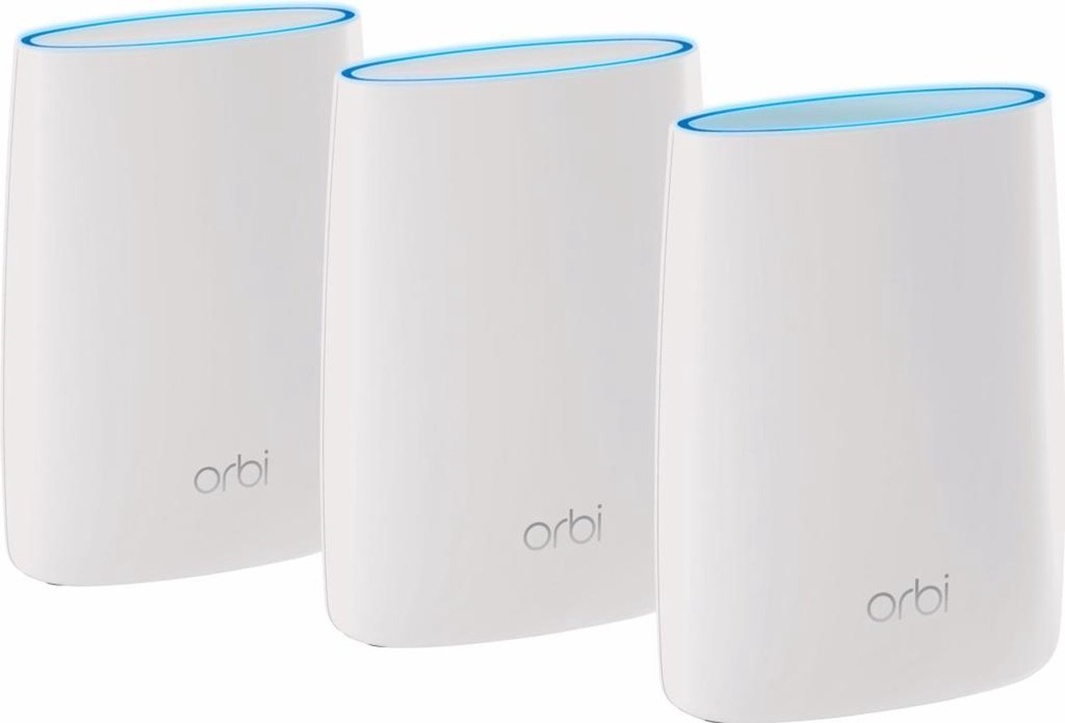 Netgear Orbi RBK53 - Multiroom Wifi - Triple Pack