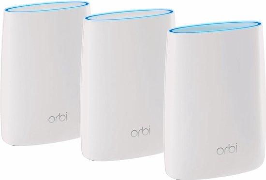 Netgear Orbi RBK53 - Multiroom Wifi - Triple Pack
