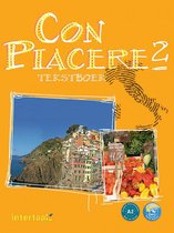Afbeelding van Con piacere 2 tekstboek + audio-cd