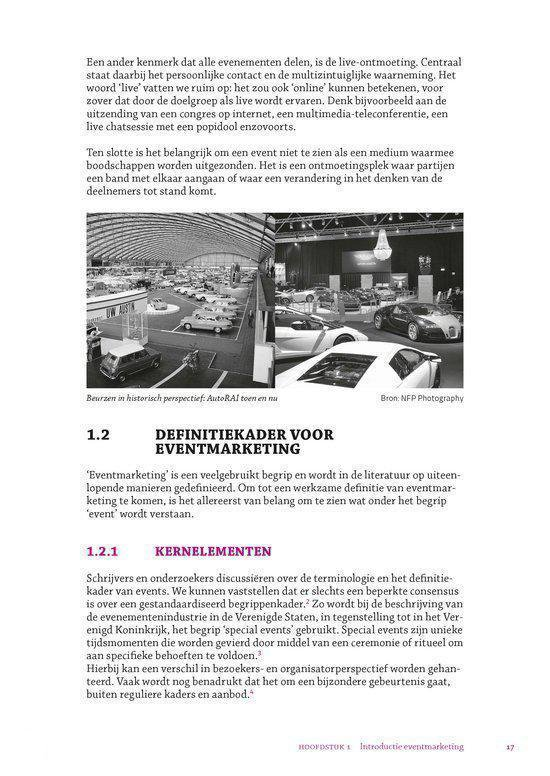 Eventmarketing - Karolien Wiegerink  