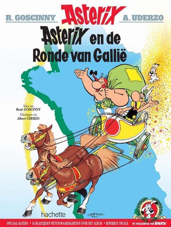 Asterix sp05. de ronde van gallie - speciale editie - Albert Uderzo  