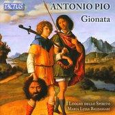 Antonio Pio-Gionata, Oratorio