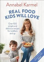 Omslag Real Food Kids Will Love